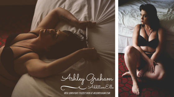 Ashley Graham lingerie collection from AdditionElle