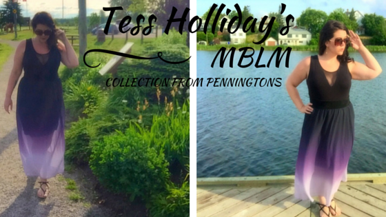 Tess Holliday's MBLM Collection from Penningtons