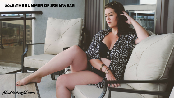 The Summer of Swimwear - Curvy Kate