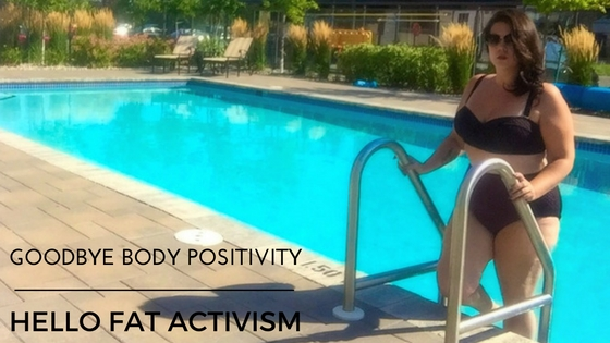 Hello Fat Activism with Bikini from Swimsuits For All