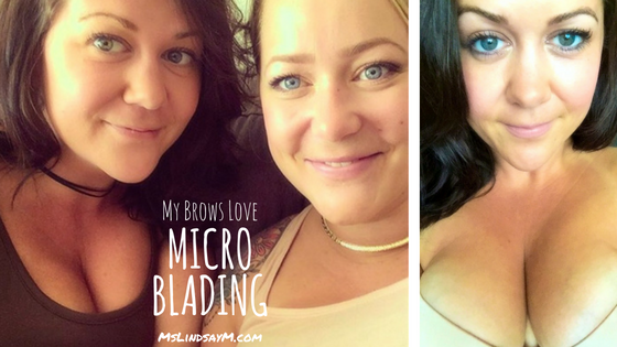 My experience with micorblading my eyebrows