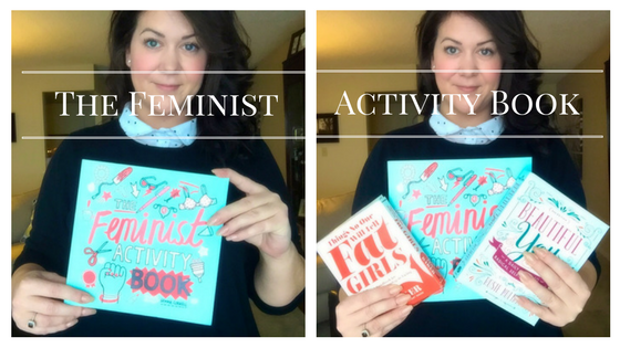 MsLindsayM reviews the feminist activity book from Seal Press
