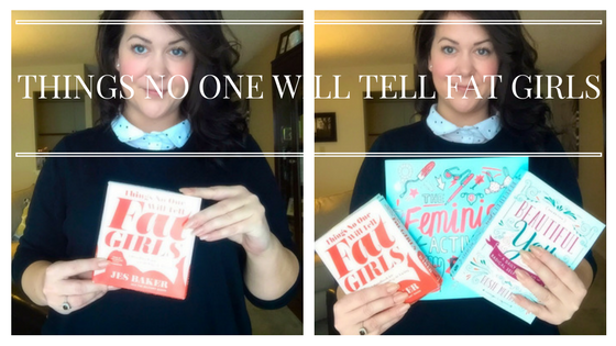 MsLindsayM reviews things no one will tell fat girls by Jes Baker of the Militant Baker from Seal Press