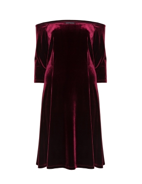 dresses-manon-baptiste-off-the-shoulder-velvet-dress-bordeaux-red_a42204_f0300